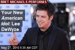 Your New American Idol : Lee DeWyze