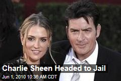 Sheen Will Serve 30 Days in Jail