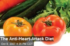 The Anti-Heart-Attack Diet