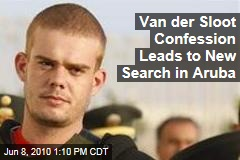 Van der Sloot Confession Leads to New Search in Aruba