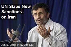 UN Slaps New Sanctions on Iran