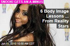 6 Body Image Lessons ... From Reality Stars