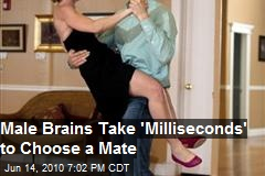 "Male Brains Take ""Milliseconds"" to Choose a Mate"