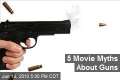 5 Movie Myths About Guns