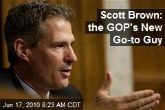 Scott Brown: The GOP's Celebrity Senator