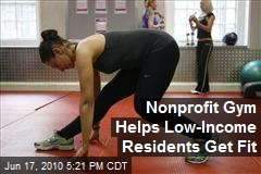 Nonprofit Gym Helps Low-Income Residents Get Fit