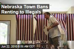 Nebraska Town Passes Tough Immigration Law