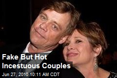 Fake But Hot Incestuous Couples