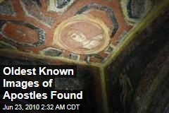 Oldest Known Images of Apostles Found
