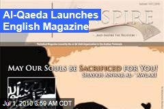 Al-Qaeda Launches English Magazine