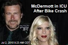 McDermott in ICU After Bike Crash
