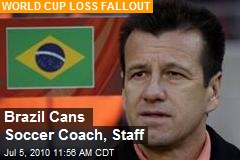 Brazil Cans Soccer Coach, Staff