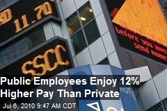 Private Employees' Work Year Is 13 & 1/2 Months