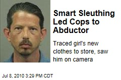 Smart Sleuthing Led Cops to Abductor