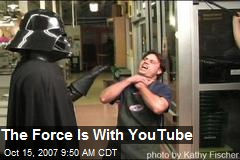 The Force Is With YouTube