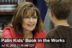 Palin Kids' Book in the Works