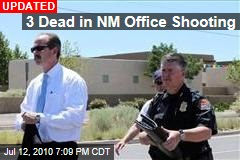Six Dead in NM Office Shooting