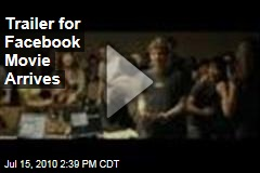 Trailer for Facebook Movie Arrives