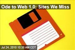 Ode to Web 1.0: Sites We Miss