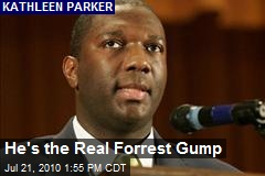 He's the Real Forrest Gump