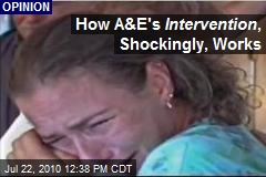 How A&E's Intervention , Shockingly, Works
