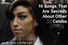 10 Songs That Are Secretly About Other Celebs