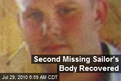 Second Missing Sailor's Body Recovered
