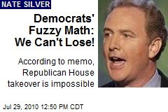 Democrats' Fuzzy Math: We Can't Lose!
