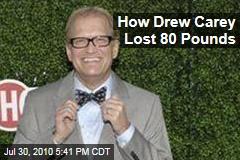How Drew Carey Lost 80 Pounds