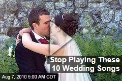 Stop Playing These 10 Wedding Songs