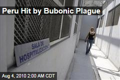 Peru Hit by Bubonic Plague