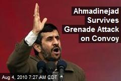 Iran Denies Ahmadinejad Assassination Attempt