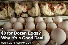 $8 for Dozen Eggs? Why It's a Good Deal