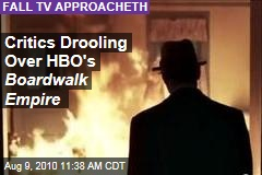 Critics Drooling Over HBO's Boardwalk Empire