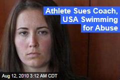 Athlete Sues Coach, USA Swimming for Abuse