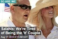 Salahis: We're Tired of Being the 'It' Couple