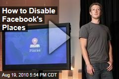 How to Disable Facebook's Places