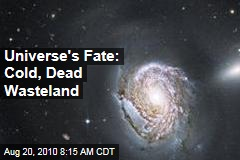 Universe's Fate: Cold, Dead Wasteland