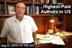 Highest-Paid Authors in US