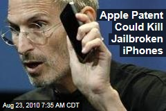 Apple Patent Could Kill Jailbroken iPhones