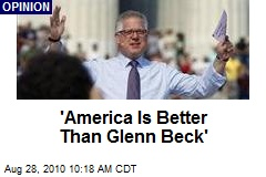 'America Is Better Than Glenn Beck'