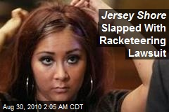 Jersey Shore Slapped With Racketeering Lawsuit