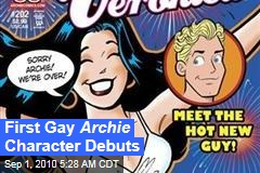 First Gay Archie Character Debuts