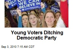 Democrats Losing Young Voters