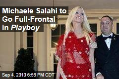 Michaele Salahi to Go Full-Frontal in Playboy