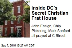 Inside DC's Secret Christian Frat House
